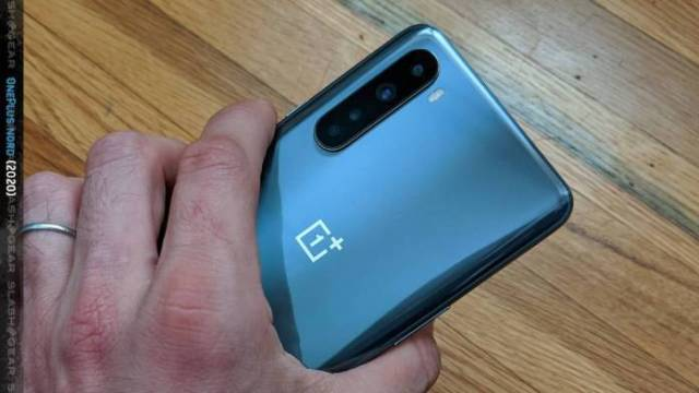 OnePlus Nord Hands-On Image July 2020