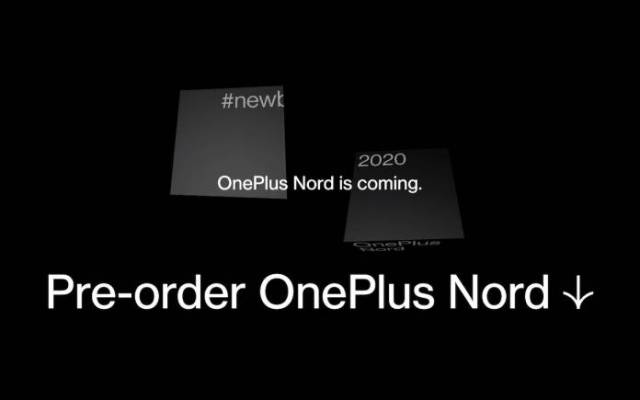 OnePlus Nord Pre-order Europe