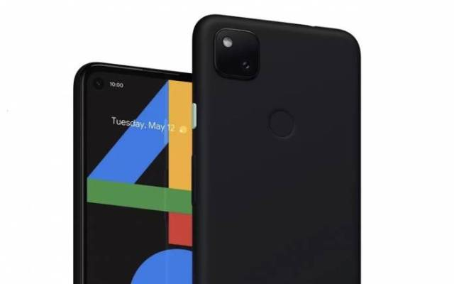 Google Pixel 4A Google Store 2020