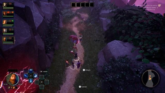 Waylanders Combat