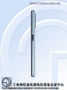 Side-mounted fingerprint reader