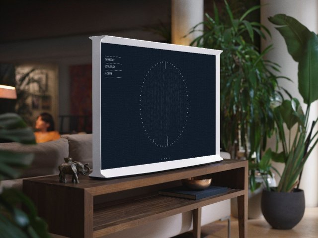 Samsung The Serif TV Without Stand