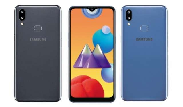 Samsung Galaxy M01s unveiled with 6.2-inch LCD, Helio P22 and 4,000 mah battery