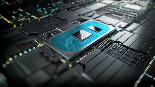 Intel 10th Gen CPU