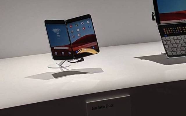 Microsoft Surface Duo Launch August 24