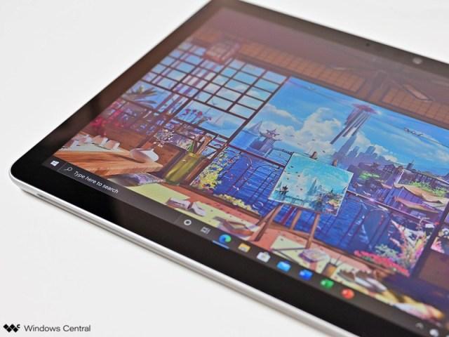Surface Go 2 Display Angle