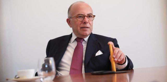 « Je vois aussi l'inflation de propos destinés à souffler partout sur les braises… », regrette Bernard Cazeneuve./LP/Aurélie Ladet