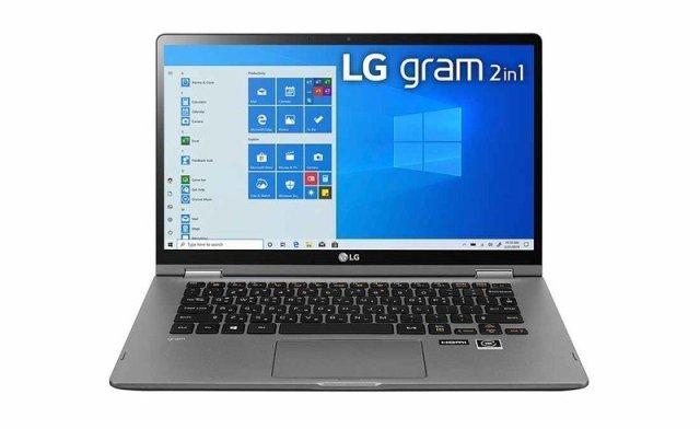 LG gram 14 2-in-1