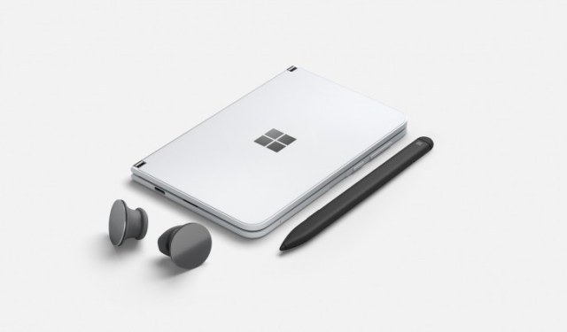 Check out the Surface Duo in action from Microsoft's press event