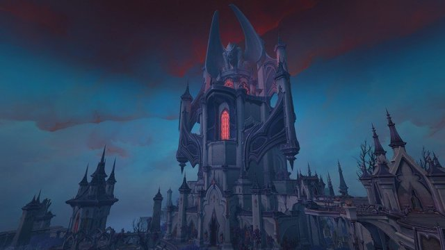 Wow Shadowlands Revandreth