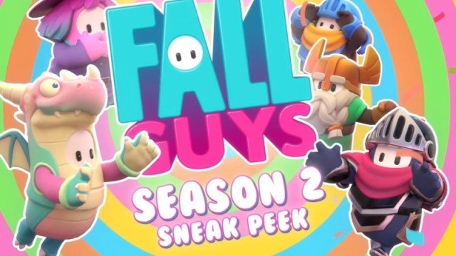 Fall Guys Season 2 Sneak Peak