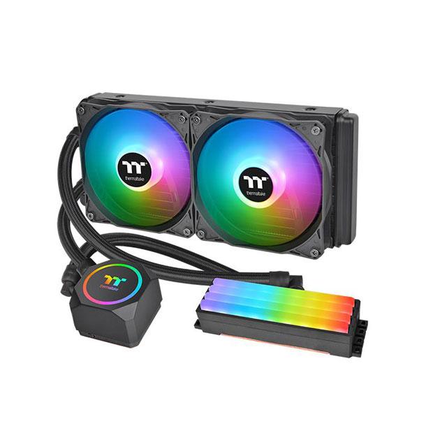 Floe RC240 CPU & Memory AIO Liquid Cooler