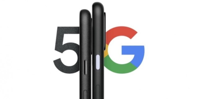Our first look yet at the Google Pixel 5 5G and Pixel 4a 5G