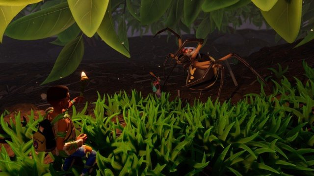 Grounded Screenshot Combat Hedge