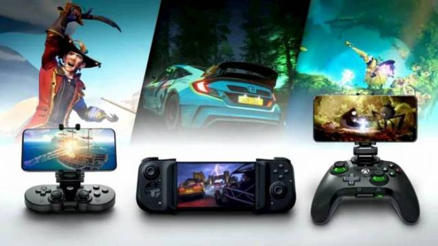 Xbox Project xCloud launch controllers