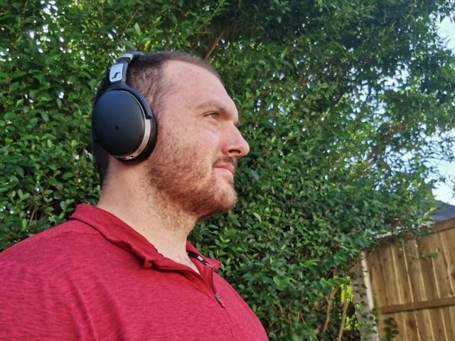 Sean Sennheiser Hd Headphones