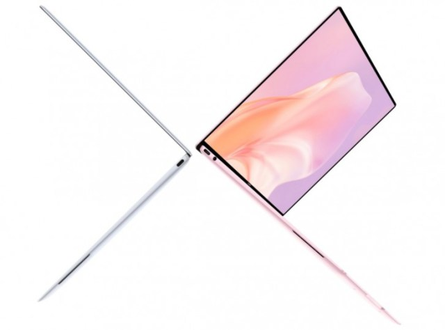 Huawei MateBook X announced with pressure-senstiive touchpad, 1kg weight
