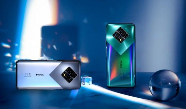 Infinix Zero 8 announced with 90Hz display, Helio G90T chipset