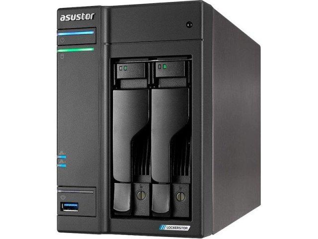 ASUSTOR LOCKERSTOR 2 (AS6602T)