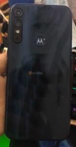 Alleged Motorola Moto E7 Plus photos