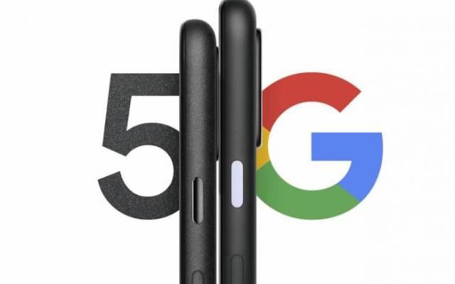 Google Pixel 5 and Pixel 4a 5G