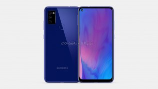 Samsung Galaxy M51 renders