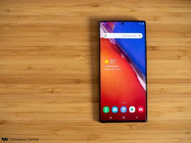 Galaxy Note 20 Ultra Bronze