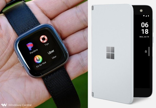 Surface Duo Smartwatch