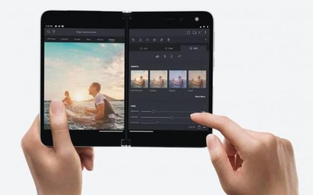 Microsoft Surface Duo Launch