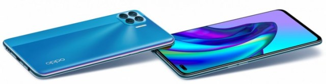 The Oppo F17 Pro will boast a 48 MP main cam, 6.43'' AMOLED display and 30W VOOC charging