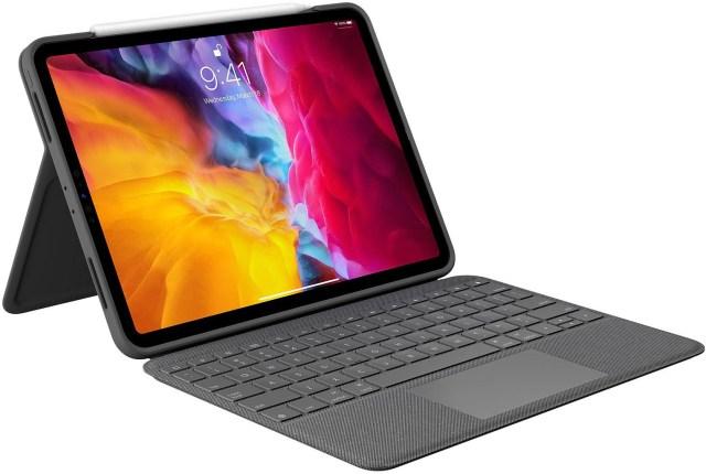 Logitech Folio Touch iPad Pro 11 pouces