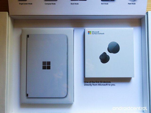 Surface Duo Hands On