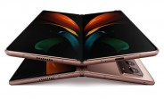 Samsung Galaxy Z Fold2 introduced: larger displays inside and out