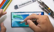 Samsung Galaxy Note20 Ultra survives durability test