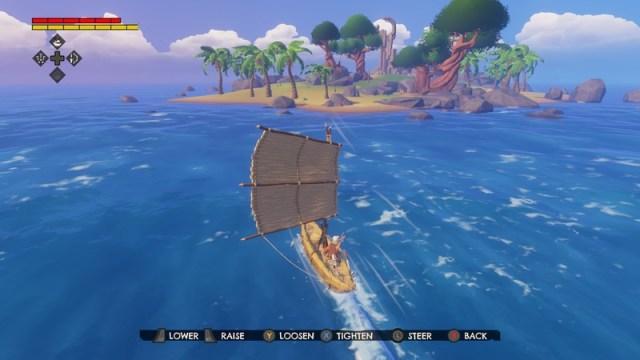 Windbound Sailing