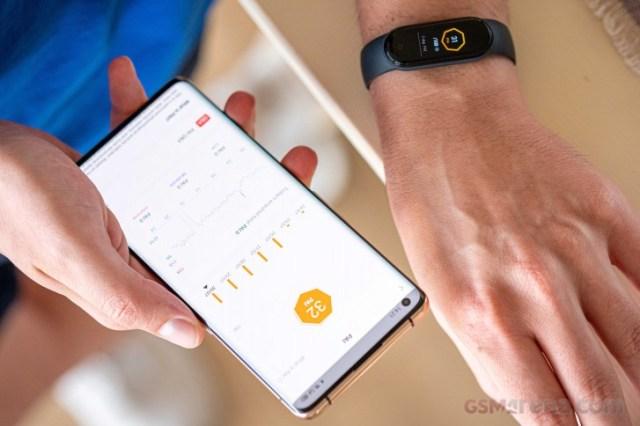Xiaomi Mi Smart Band 5 review