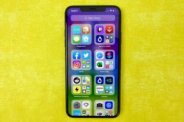 Apple publie iOS 14 et iPadOS 14 ce jour, le 16 septembre