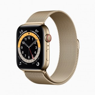 Apple Watch Series 6 new bands