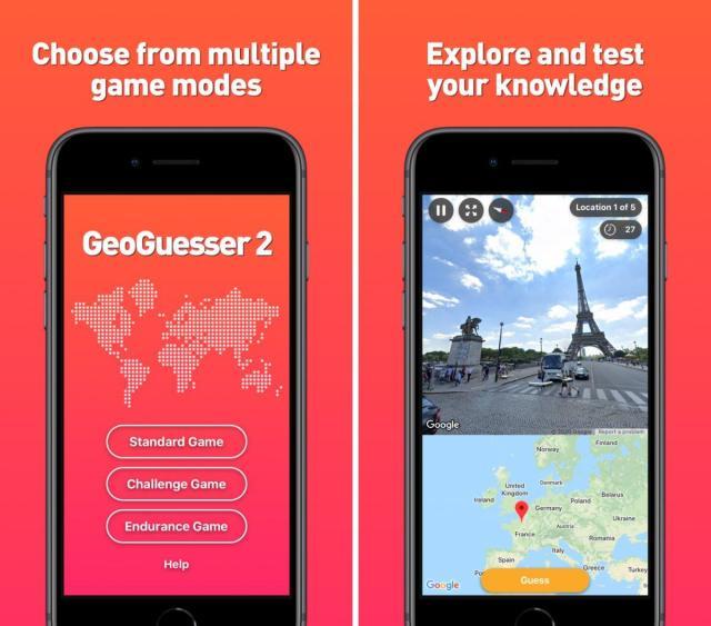 geoguesser 2 capture jeu ipa iphone ipad