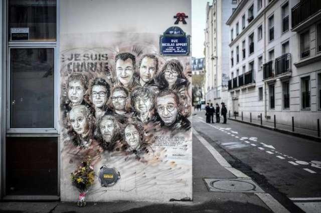 L'attentat du 7 janvier 2015 a fait douze victimes au sein de la rédaction de« Charlie Hebdo».