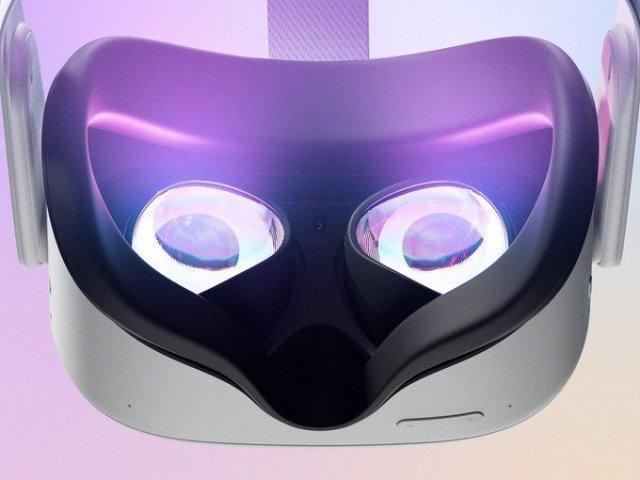 Oculus Quest 2 Lenses