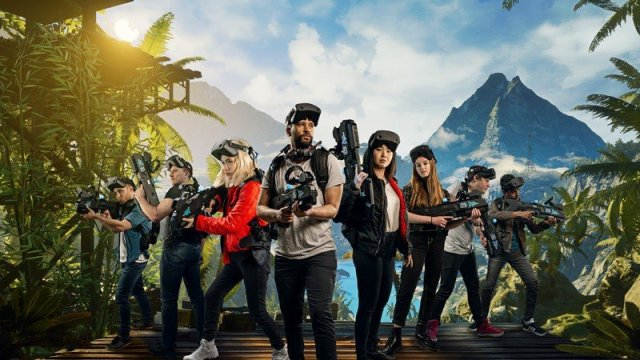 Far Cry Vr Team
