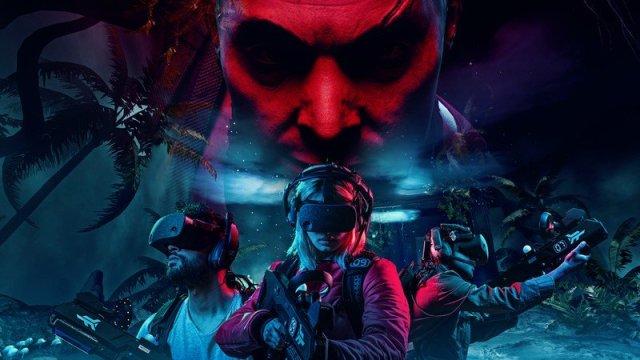Far Cry Vr Vaas Poster
