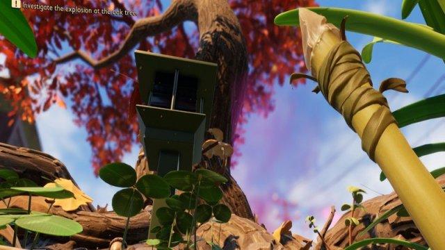 Grounded Lantern