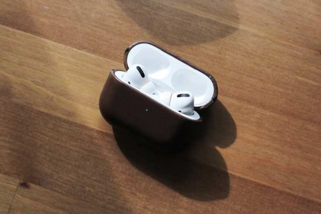 Nomad AirPods Pro Case Open
