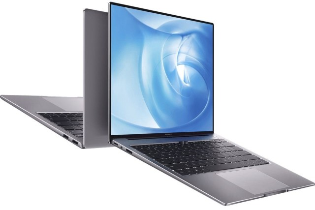 Huawei brings fanless MateBook X and Ryzen MateBook 14 to global market
