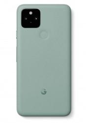 Google Pixel 5 in Mint Green