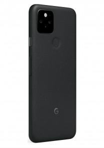 Google Pixel 5 in Just Black
