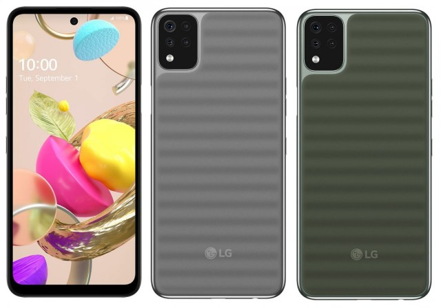 LG K42 and K71 unveiled