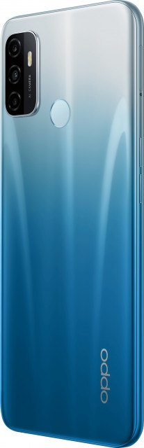Oppo A32 in Blue
